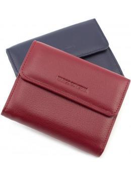 Бордовый маленький женский кошелёк Marco Coverna MC-2047A-4