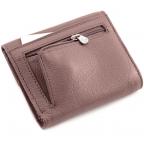 Пудровый кожаный кошелёк на магните Marco Coverna MC-2047A-6 - Фото № 102