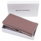 Бледно-розовый женский кожаный кошелёк Marco coverna MC-1412-6 - Фото № 105