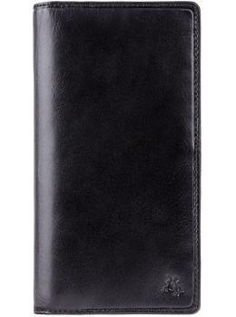 Чёрный мужской кошелек Visconti TSC45 BLK