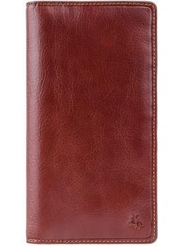 Коричневый мужской кошелек Visconti TSC45 Carrara c RFID (Tan)