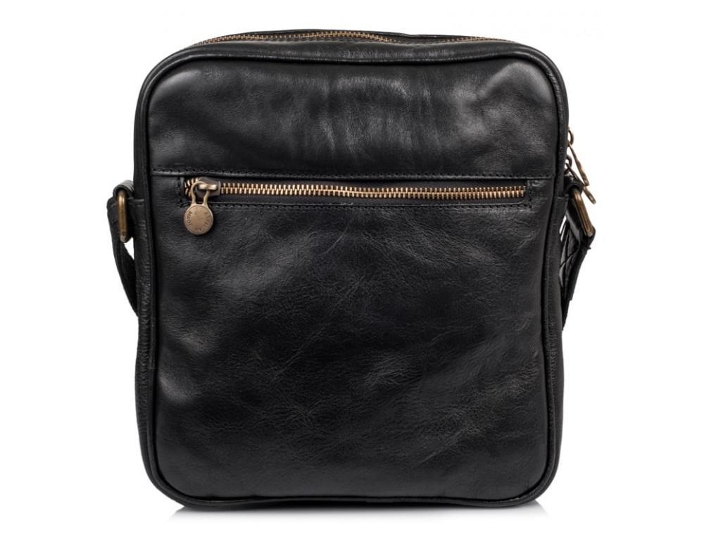 Мужская кожаная сумка через плечо VIRGINIA CONTI V-01508A - Фото № 2