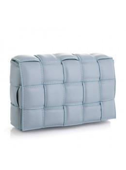 Маленькая голубая женская сумочка VIRGINIA CONTI (ИТАЛИЯ) - VC02822LBLUE