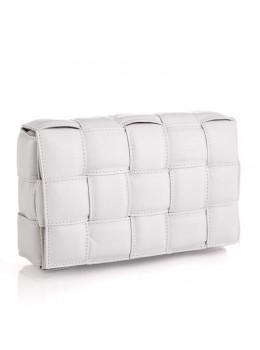 Біла маленька сумочка через плече VIRGINIA CONTI (ІТАЛІЯ) - VC02822WHITE