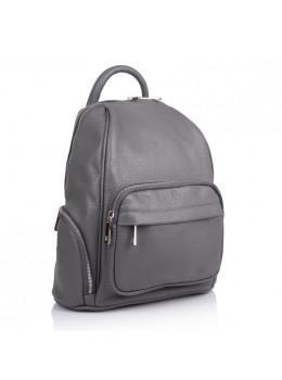 Серый женский рюкзак VIRGINIA CONTI - VC2238 GREY