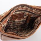 Мужская кожаная сумка мессенджер HILL BURRY - 10096HB Brown - Фото № 104