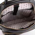 Чёрный кожаный рюкзак VIRGINIA CONTI (ИТАЛИЯ) - VCM03048BLACK - Фото № 104