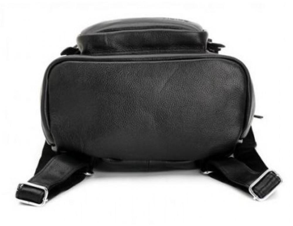 Вместительный кожаный рюкзак TIDING BAG t3067 - Фото № 6
