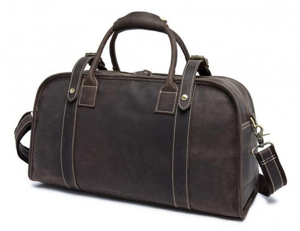 Дорожня сумка BEXHILL BX1036 коричнева