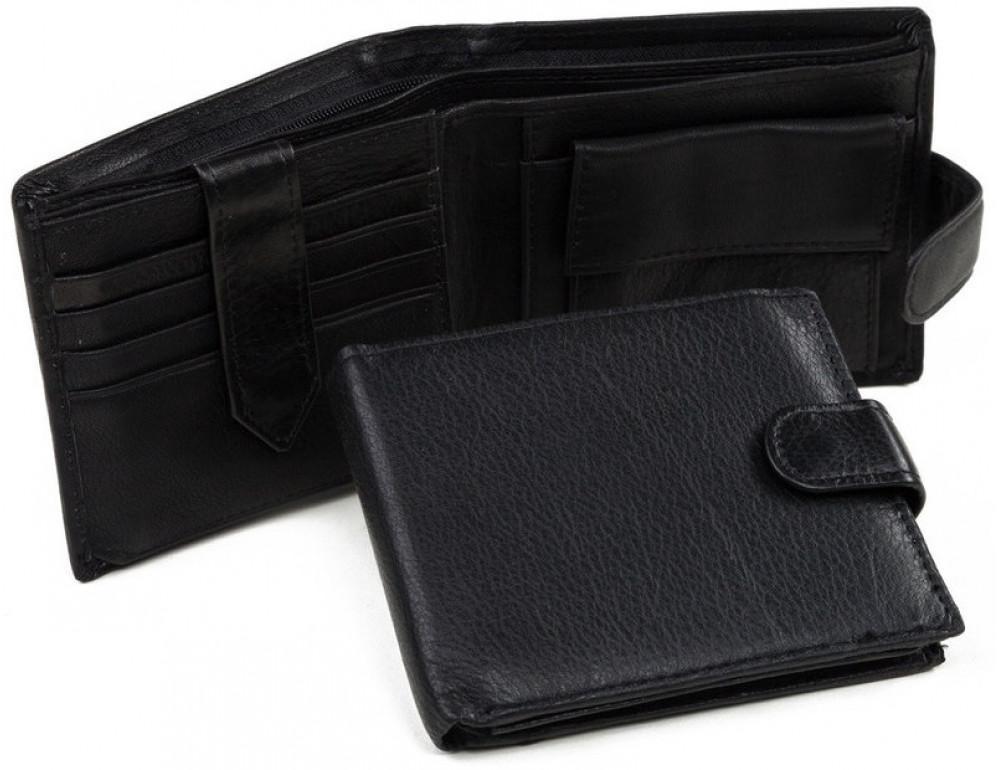 Кожаный портмоне TIDING BAG A7-258A