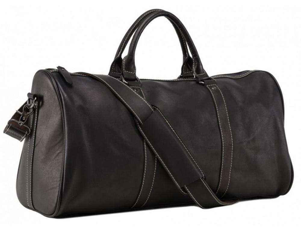 Дорожная сумка TIDING BAG Nm15-0739AR Серо-черный - Фото № 1