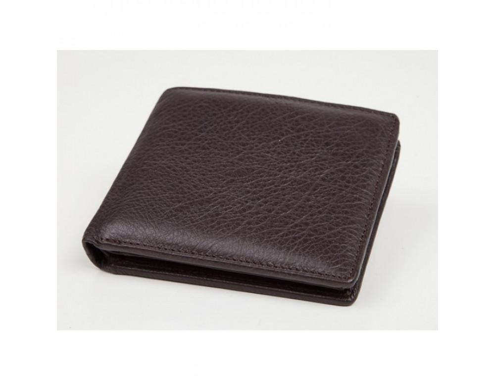 Портмоне Tiding Bag A25-821C коричневый - Фото № 3