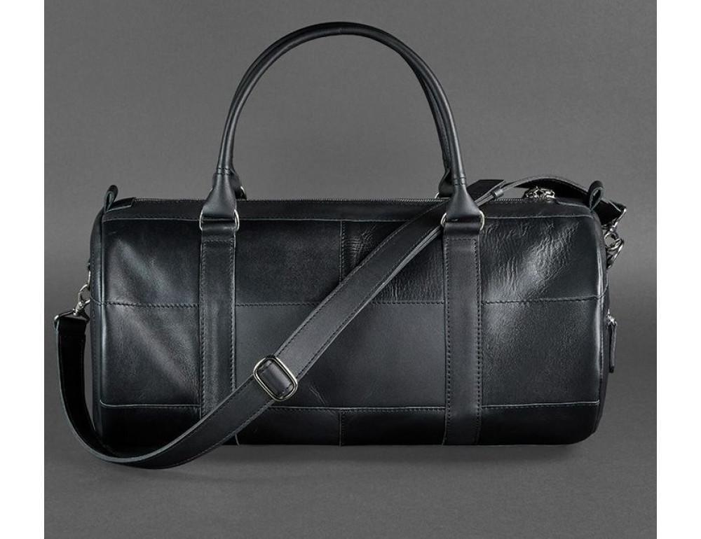 Кожаная дорожная сумка Blanknote BN-BAG-14-g - Фото № 1