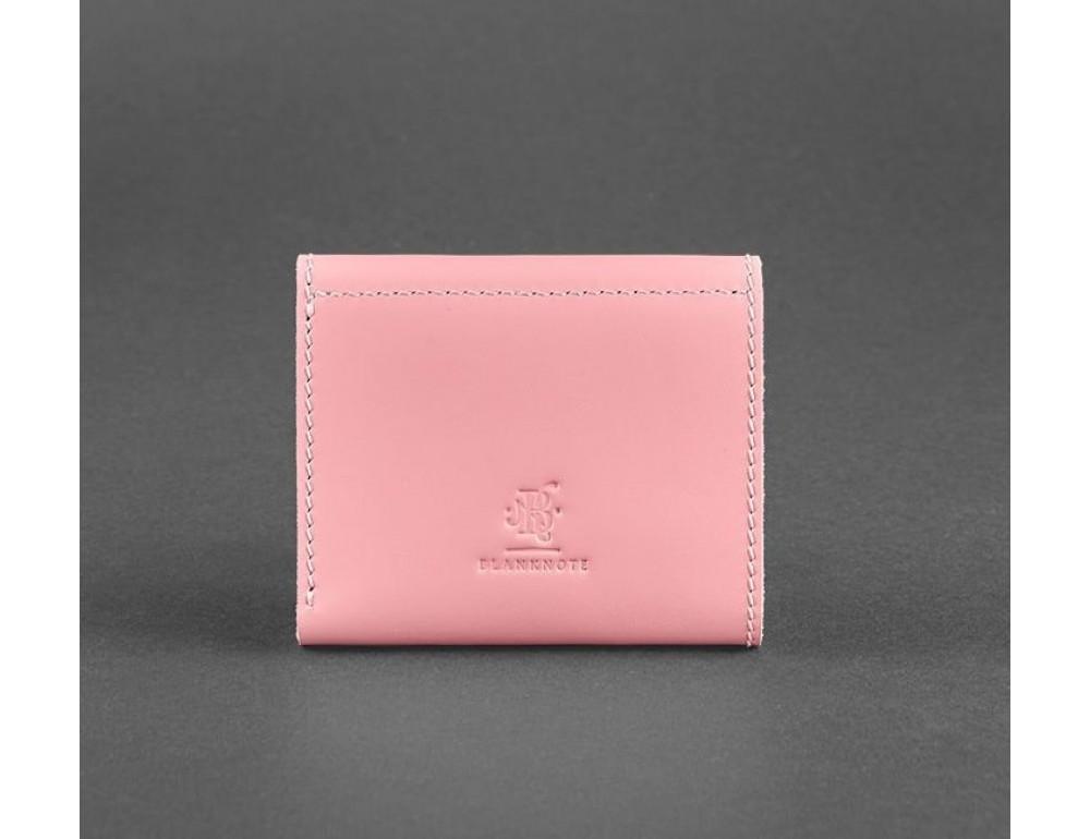 Маленький женский кошелек Blanknote BN-W-2-1-pink пудра - Фото № 4