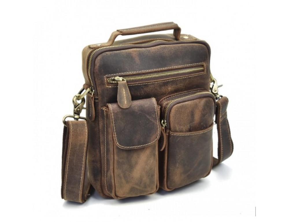 Шкіряна барсетка TIDING BAG T1171