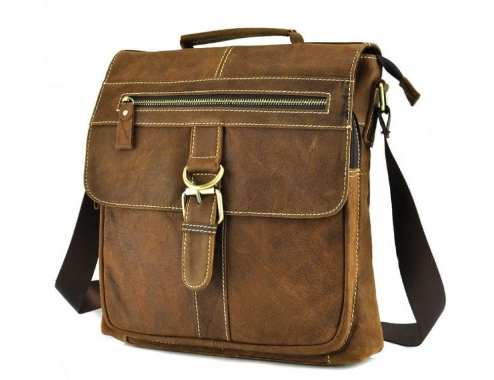 Вінтажна сумка BEXHILL BX1292R коричнева