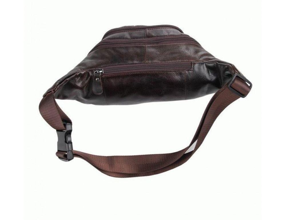 Шкіряна напоясний сумка TIDING BAG 7211C - Фотографія № 3