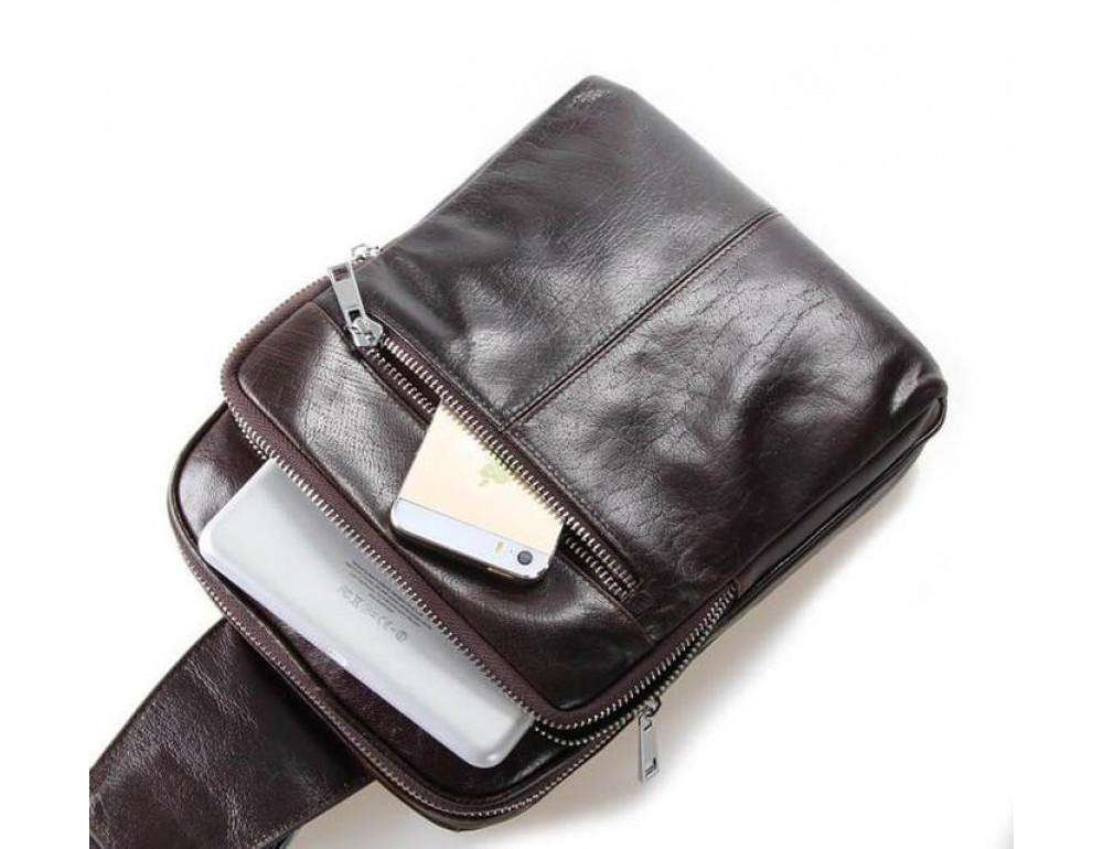Сумка на плечо TIDING BAG 7217C-1 - Фото № 7
