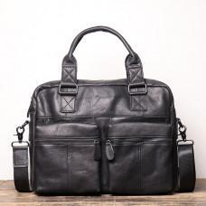 Стильная кожаная сумка под ноутбук 14'3 дюйма Vintage Vn0930A