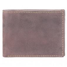 Мужской кошелёк из винтажной кожи Visconti VSL20 OIL BRN