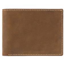 Винтажный кошелек Visconti VSL20 OIL TAN Slim RFID (oil-tan) коричневый