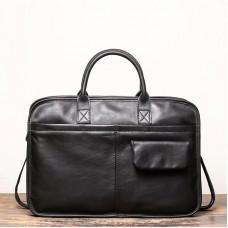 "Стильная кожаная сумка под ноутбук 15""6 дюйма Vintage Vt1027A"