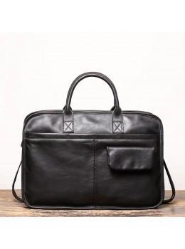 "Стильна шкіряна сумка під ноутбук 15 ""6 дюйма Vintage Vt1027A"