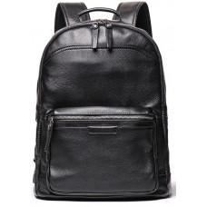 Стильний міський рюкзак з телячої шкіри Vintage Vt88120A